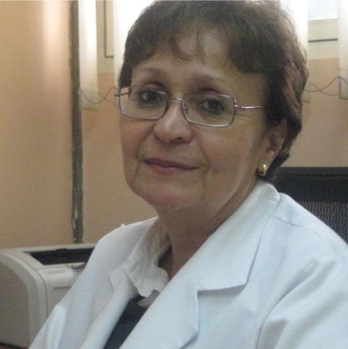 Dra. Alírica Suárez Hernández