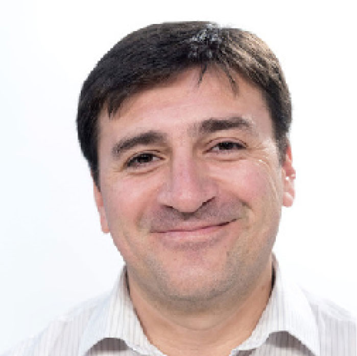 MSc. Jorge Felipe Reyes Bueno