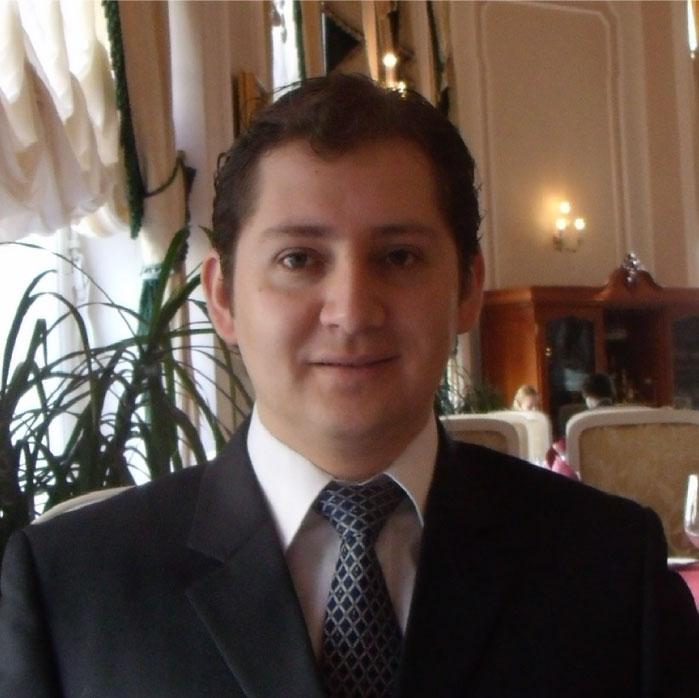 Mgs. Gustavo Guerrero Marín